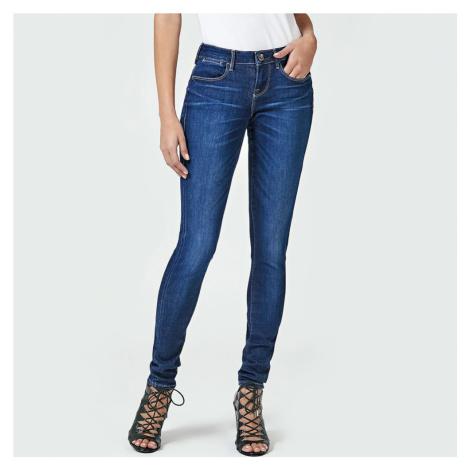 Guess dámské tmavě modré džíny Jegging