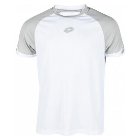 Lotto JERSEY DELTA PLUS bílá - Pánský fotbalový dres