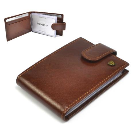 Pouzdro na vizitky nebo kreditní karty Rovicky