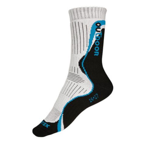 Litex 99676 Outdoor ponožky   tyrkysová