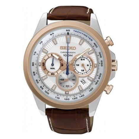 SEIKO CHRONOGRAPH SSB250P1, Pánské náramkové hodinky