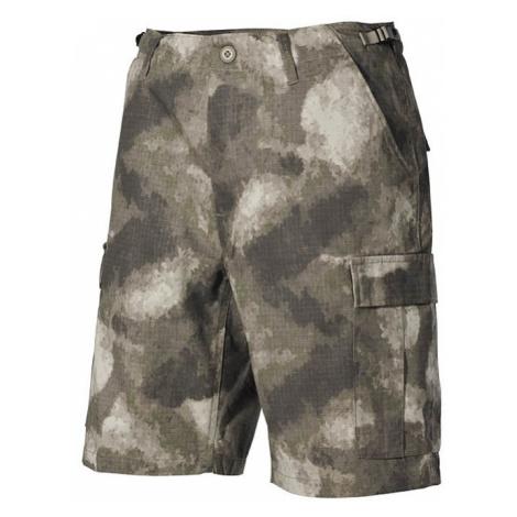Kalhoty krátké BDU RipStop HDT camo Max Fuchs