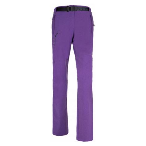 Dámské kalhoty Wanaka-w fialová - Kilpi