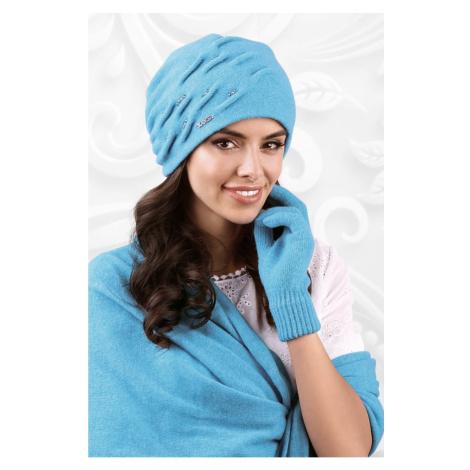 Kamea Woman's Hat K.18.023.44 Turquoise