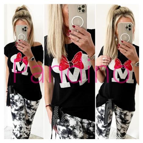 Bavlněné triko Mickey