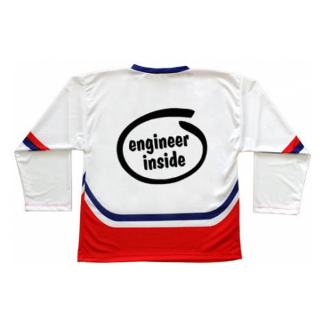 Hokejový dres ČR Engineer inside