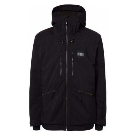 O'Neill PM TEXTURED JACKET černá - Pánská lyžařská/snowboardová bunda