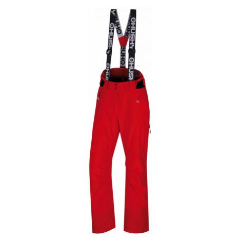Dámské lyžařské kalhoty HUSKY Mitaly červená