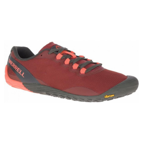 Dámské barefoot boty Merrell Vapor Glove 4 W J066718 Vínová