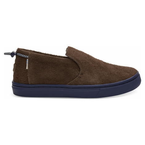 Bark Shaggy Suede WR Youth Toms