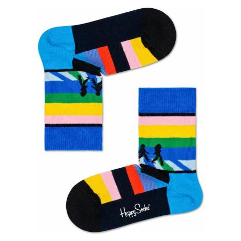 Kids Beatles Legend Crossing Sock Happy Socks