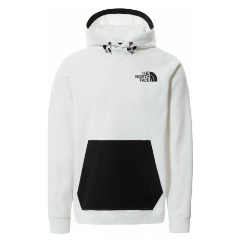 The North Face Sweatshirt Relaxed Fit Bílá