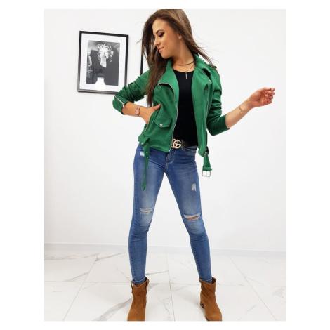 Green PUERTO women's ramones jacket TY0554 DStreet