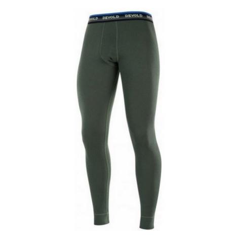 Devold Multisport-dlouhá nohavice šedá man, šedá