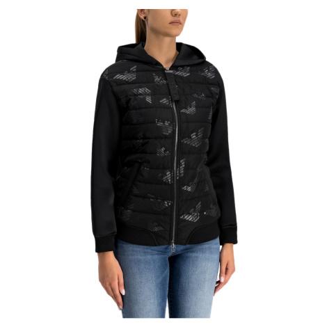 Černá bunda - EMPORIO ARMANI