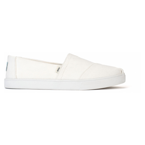 WHITE CANVAS WM ALPCP SLIPON Toms