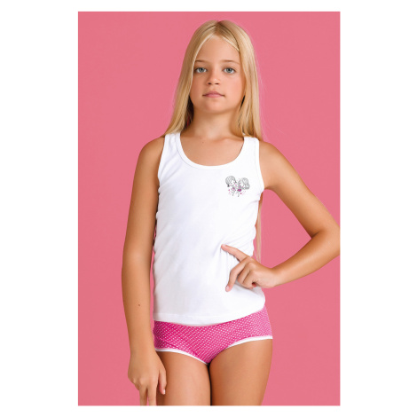 Dívčí komplet kalhotek a tílka Bamboline II Jadea