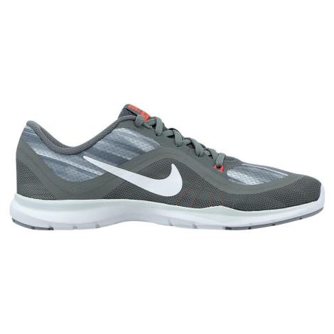 Dámské fitness boty Nike Flex Trainer 6 Print Šedá