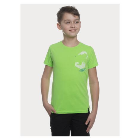 Triko dětské Sam 73 Zelená
