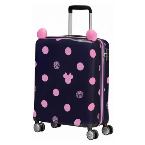 SAMSONITE Kufr Color Funtime Disney 55/20 Cabin Minnie Pink Dots, 40 x 20 x 55 (134560/9022)