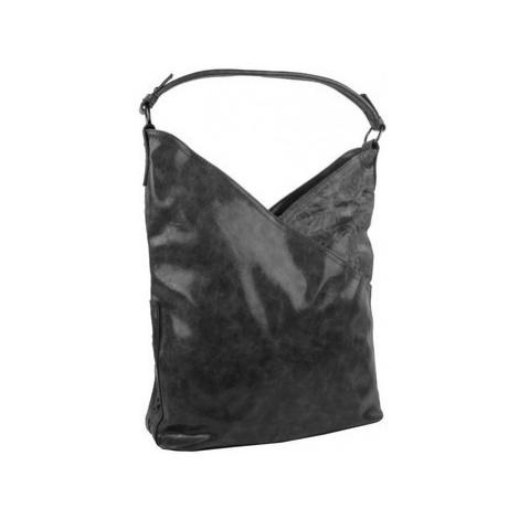 Bella Belly Moderní dámská kabelka přes rameno 5140-BB tmavší šedá