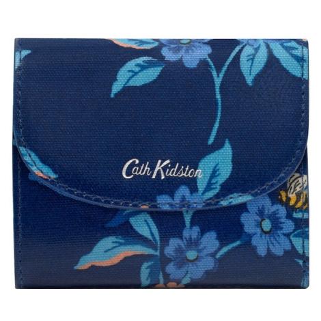 Cath Kidston Peněženka noční modrá / světlemodrá / broskvová
