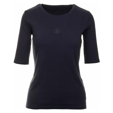 Bogner dámské tričko modré Swarovski