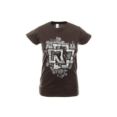 Dámské triko Rammstein černé