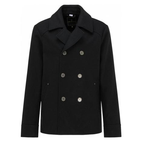 DreiMaster Klassik Přechodný kabát černá