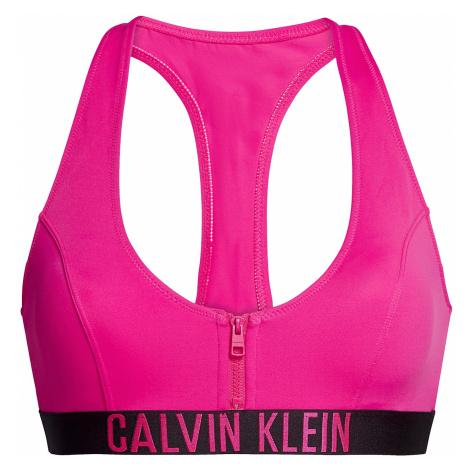 Calvin Klein Zip Bralette-RP