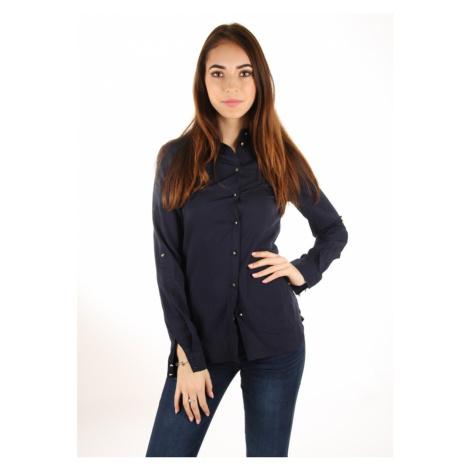 Guess dámská tmavě modrá košile