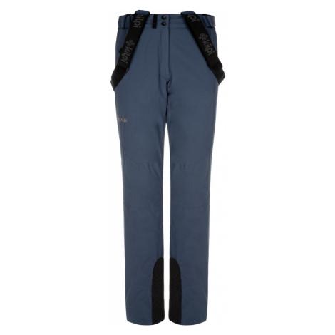 KILPI Dámské lyžařské kalhoty ELARE-W LL0040KIBLU Modrá