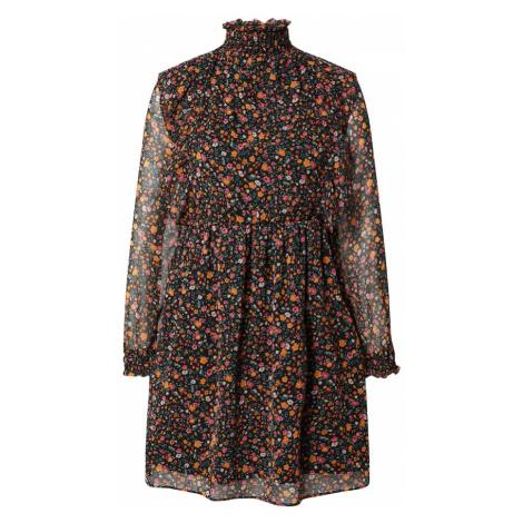 DeFacto Šaty černá / mix barev