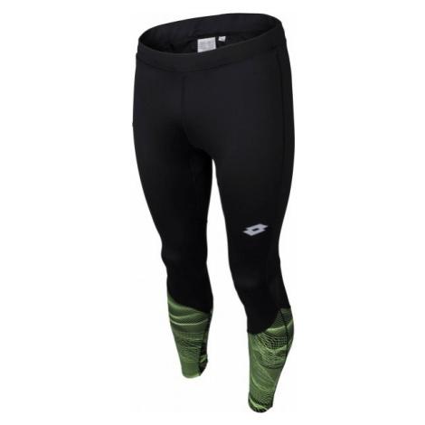 Lotto X RIDE III PANTS PRT černá - Pánské běžecké kalhoty