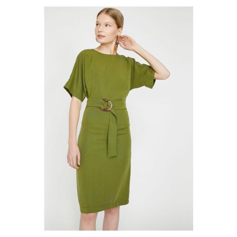 Koton Women's Green Dress