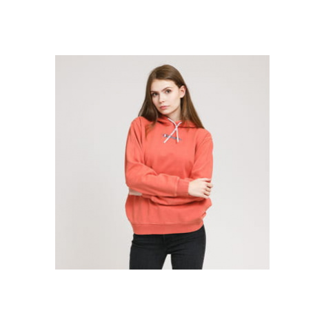 Champion Cropped Hooded Sweatshirt lososová
