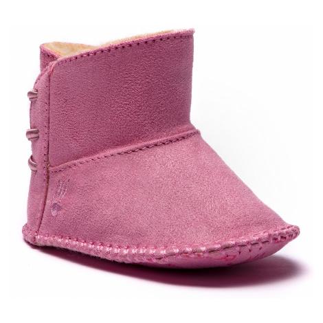 Kotníková obuv BEARPAW - Kaylee 20721 Pink