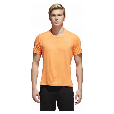 Tričko adidas Response TEE M Oranžová