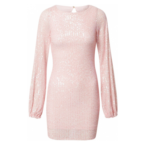 CLUB L LONDON Koktejlové šaty pink