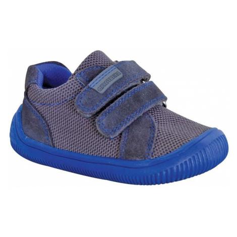 chlapecké boty Barefoot DONY BLUE, Protetika, modrá