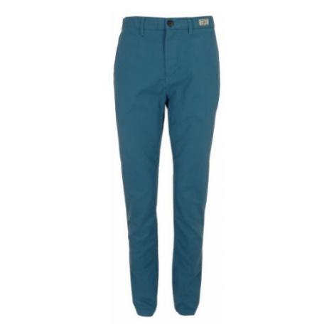Tommy Hilfiger TOMMY HILFIGER pánské kalhoty světle modré