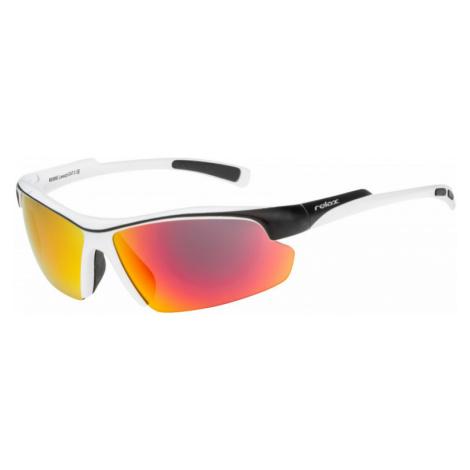 Sluneční brýle RELAX Lavezzi R5395E R4 bílá/černá