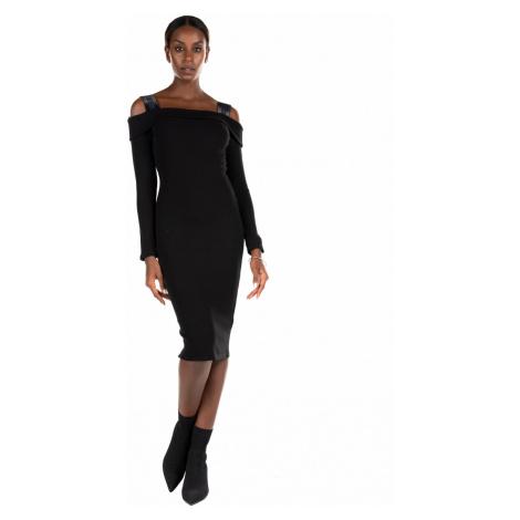 Guess dámské černé šaty