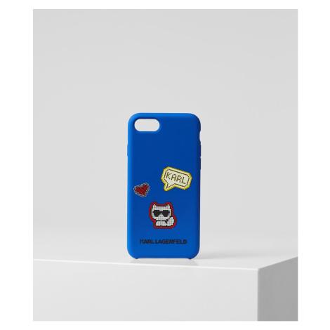 Obal Na Telefon Karl Lagerfeld Pixel Choupette 8