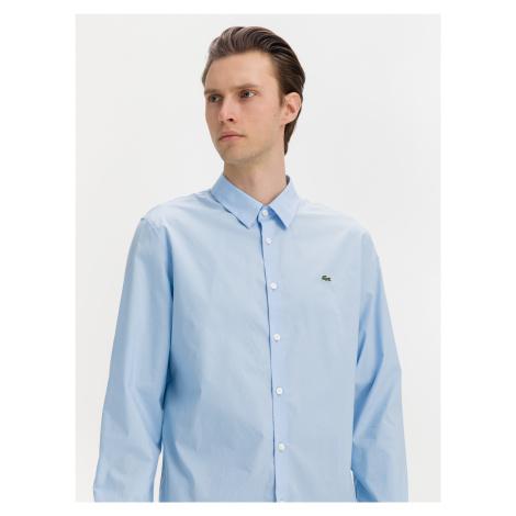 Košile Lacoste Modrá