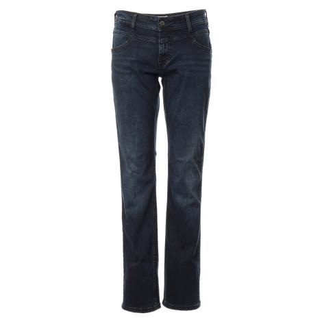 Mustang jeans Sissy Straight dámské tmavě modré