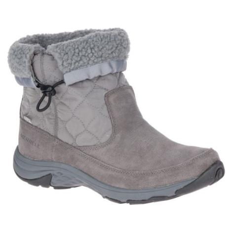 Merrell APPROACH NOVA BLUFF PLR WP černá - Dámské zimní boty