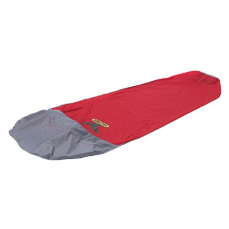 Bivakovací vak Salewa Bivibag Storm II Barva: červená/šedá