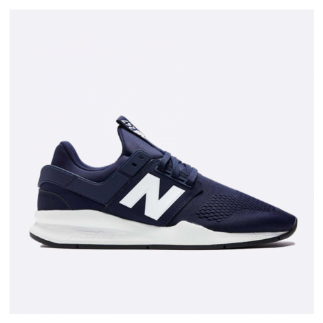 Modré pánské tenisky New Balance MS247EN