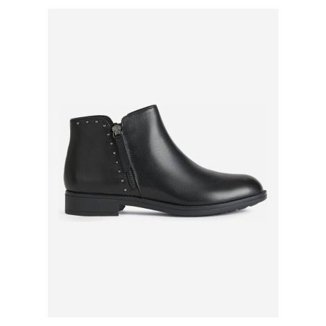 Jaylon 2 Kotníková obuv Geox Černá